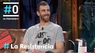 LA RESISTENCIA - Entrevista a Víctor Claver   #LaResistencia 17.09.2019