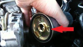 Toyota Avensis Diesel Fuel Filter Change