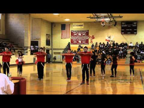 EB Rhythm @ Bayonne High School
