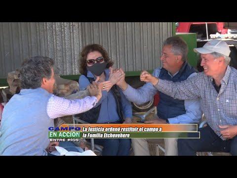 Luis Miguel Etchevehere - Caso Casa Nueva: La Justicia Fallo a Favor de la Familia Etchevehere