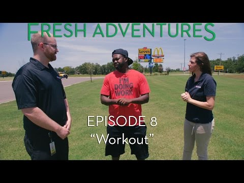 "Fresh Adventures Ep. 8 - ""Workout"""