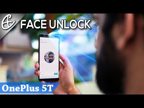 Thumbnail: OnePlus 5T Face Unlock IMPOSSIBLE To Crack???
