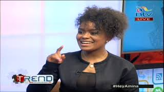 #theTrend: Avril clears the air about her pregnancy, baby daddy