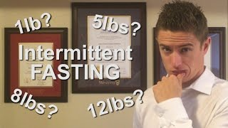 How Much Weight Can I Lose From Intermittent Fasting?