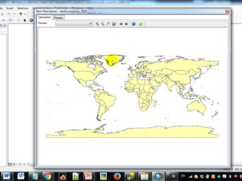 GIS metadata: A Technical Video Lecture