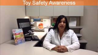 Toy Safety Awareness - December 2013