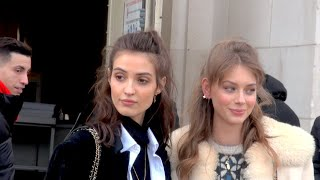 Fashion Week Paris 2020 2021 EXIT CHANEL