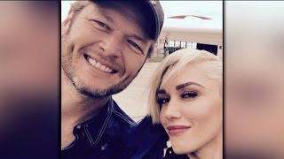 Gwen Stefani and Blake Shelton Reportedly Wrote Country Song Together