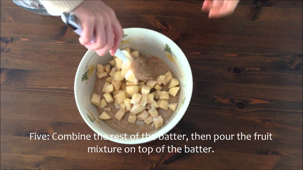 How to Keep Fruit Cake from Sinking During Baking advise