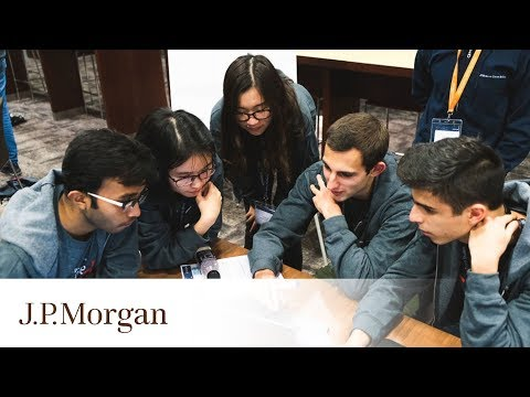 A Year of Coding for Good Causes | JPMorgan Chase & Co.