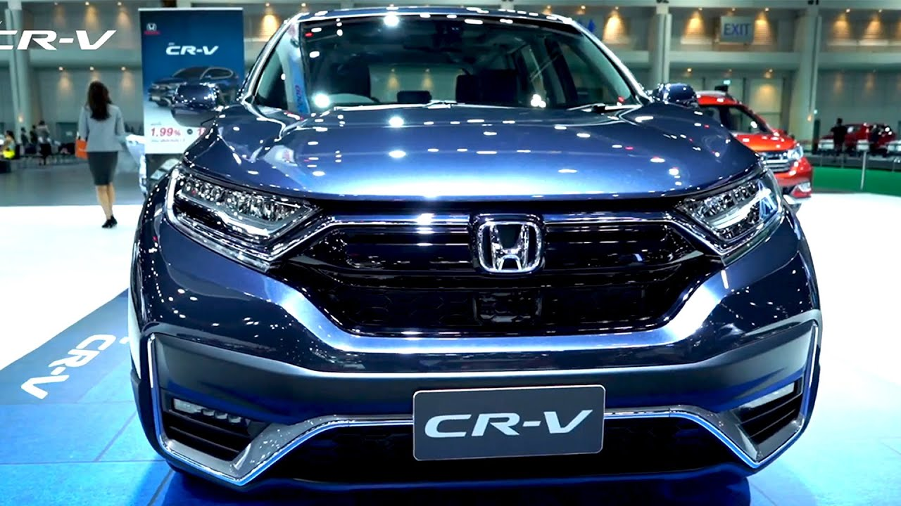 3 Honda CR-V Redesign - New Model CRV 3  Honda CR-V 3