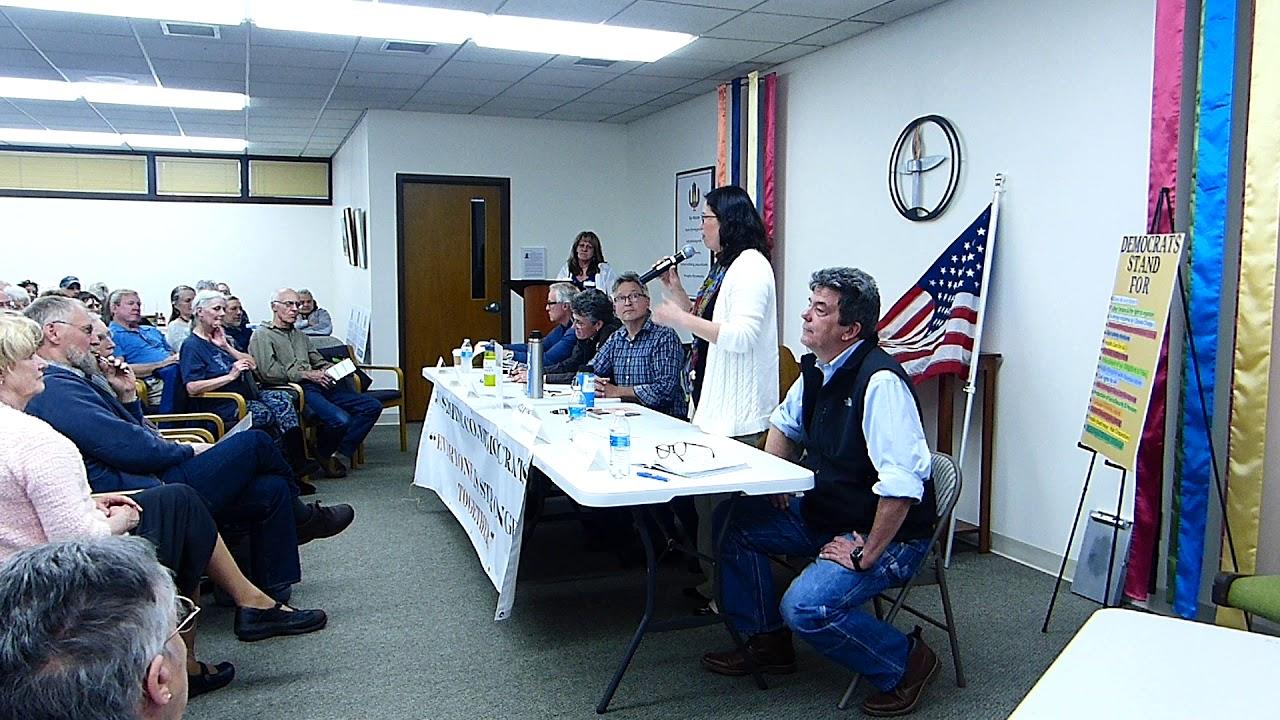 Democratic Challenger Says Walden Is Playing Politics With Hammonds Pardon Request
