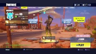 FORTNITE with leonmyost *220+ Wins**free galaxy skin with 15k vbucks method GAW* link in desc