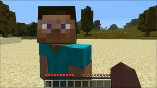 Minecraft: Lost Ep.1- Plane Down!!!