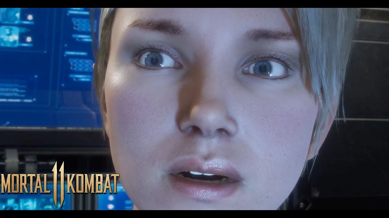 Mortal Kombat 11 Sonya Blade Past Learns Of Her Death Mk11