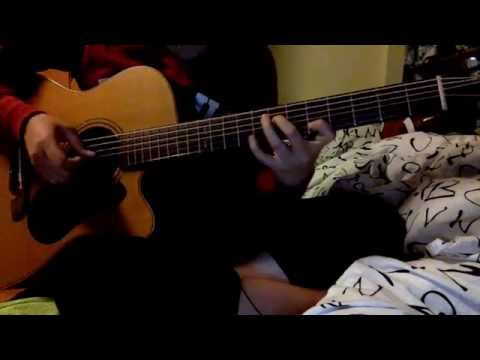 avenged sevenfold and all things will end acoustic guitar intro cover youtube. Black Bedroom Furniture Sets. Home Design Ideas