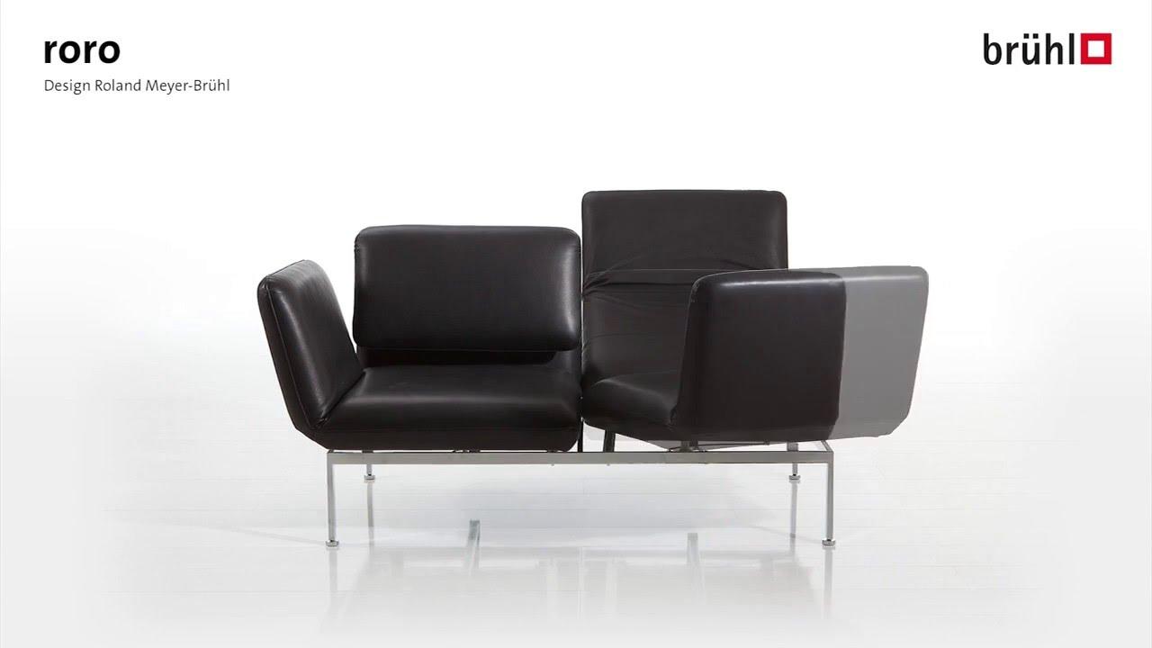 br hl roro sofa by dostal innenarchitektur linz youtube. Black Bedroom Furniture Sets. Home Design Ideas