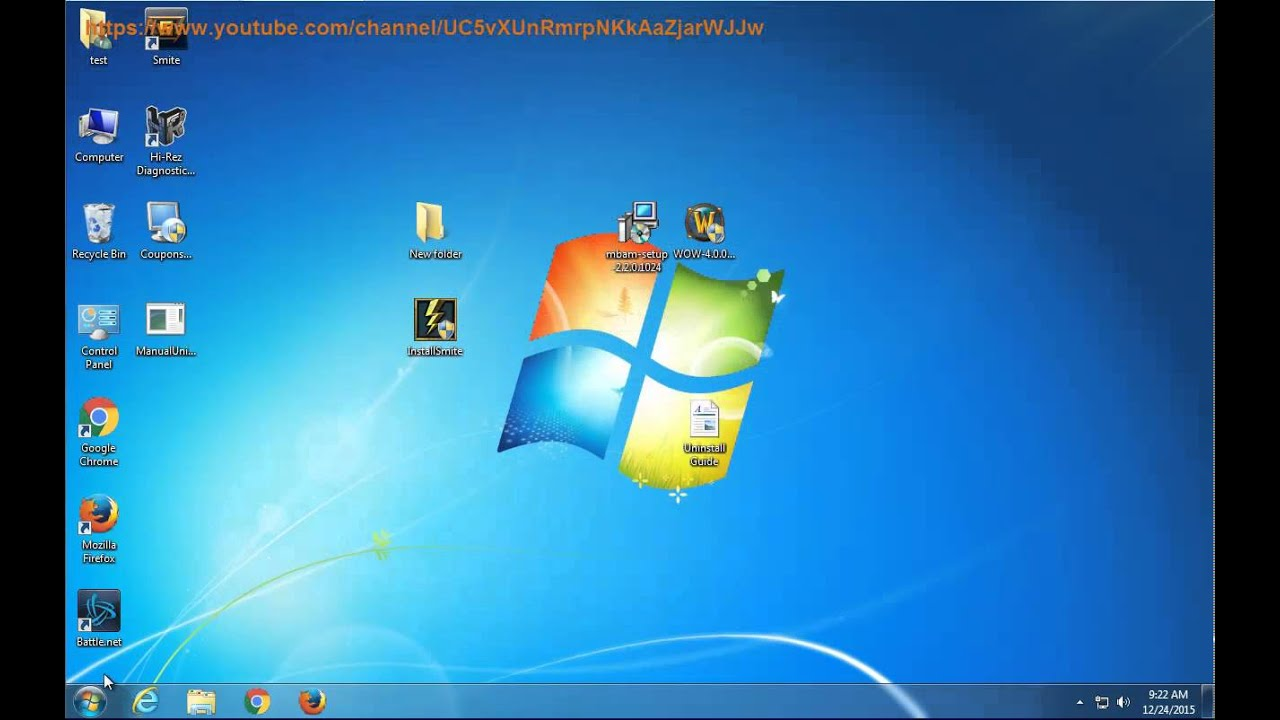 Can't uninstall Malwarebytes Anti-Malware on Windows 10/8/7/XP?