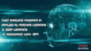 The Best PGP in Applied AI, Machine Learning & Deep Learning in association with IBM