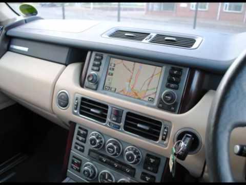 Range Rover Supercharged 4 2 V8 Vogue Youtube