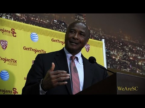 Lynn Swann Press Conference Recap