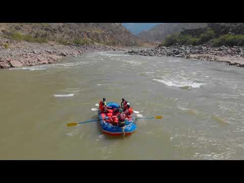 Mendan to Tupén on Marañón River - Continuous fun class III Rapids