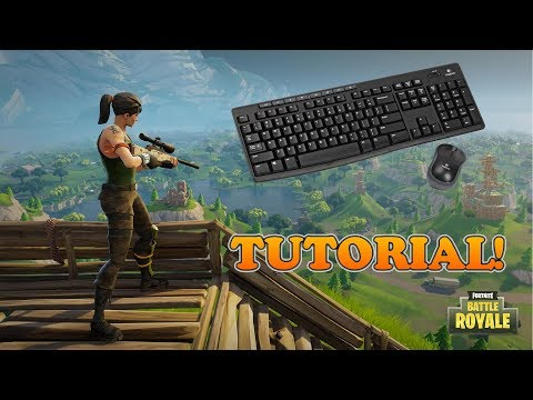 HOW TO PLAY FORTNITE WITH MOUSE AND KEYBOARD ON PS4 (EASY AND SIMPLE)