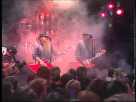 Zz Top Live 83 Gimme All Your Lovin