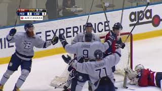 2017 AIHL Semi-Final 2 Highlights: Perth Thunder v CBR Brave