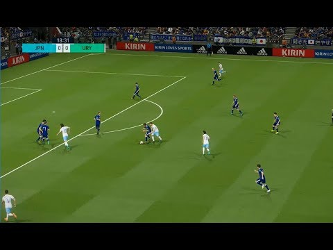 [HD] Japan vs Uruguay | Match Amical FIFA | 16 Octobre 2018 | PES 2018 - YouTube