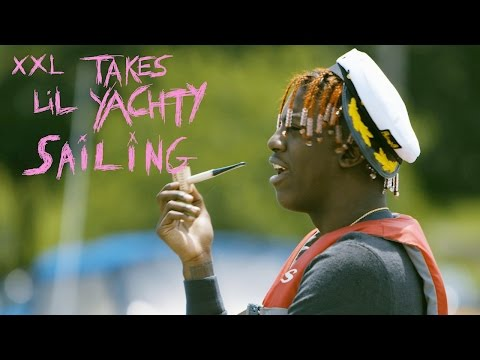 Lil Yachty Goes Sailing With XXL