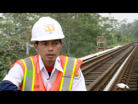 IMS - Kisah Petugas Pemeriksa Jalur Kereta Api