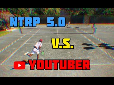 Professional YouTuber DESTROYS NTRP 6.0 - Complete BLOWOUT!