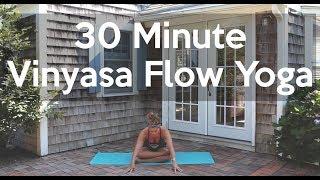 30 Minute Vinyasa Flow Yoga