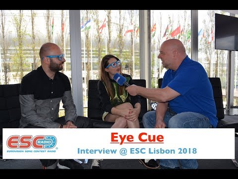 Eye Cue (F.Y.R. Macedonia) interview @ Eurovision 2018 Lisbon | ESC Radio