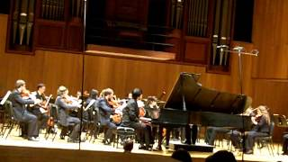 Concerto for Piano and Orchestra No. 17 in G-Major, K. 453. II. Andante