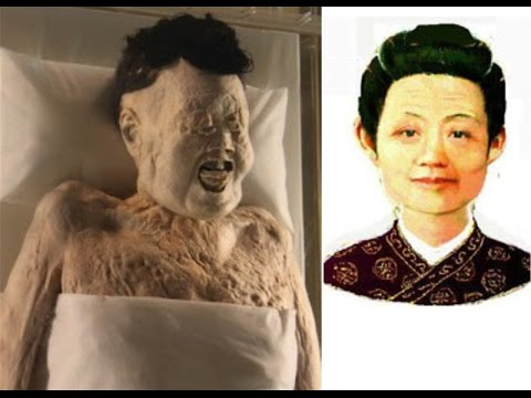 Lady Dai | La momia mejor conservada del mundo.