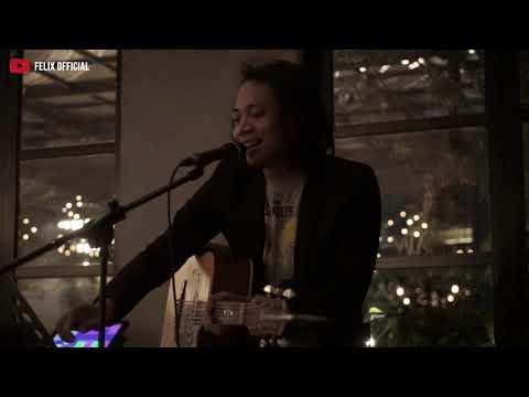 Kasih Tak Sampai Padi [ Lirik ] Felix Irwan Cover