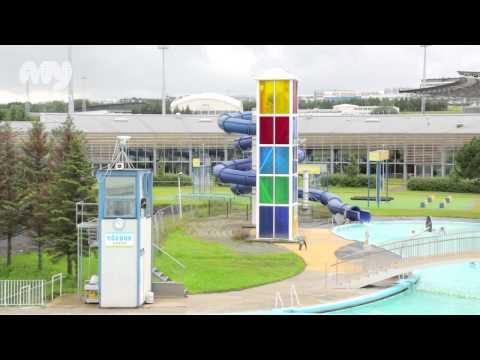 Laugardalslaug Thermal Pool