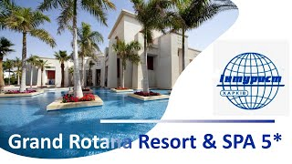 Обзор отеля GRAND ROTANA Египет Шарм эль Шейх