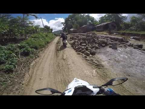 ScooterOffroad Sikatuna going to Guihulngan