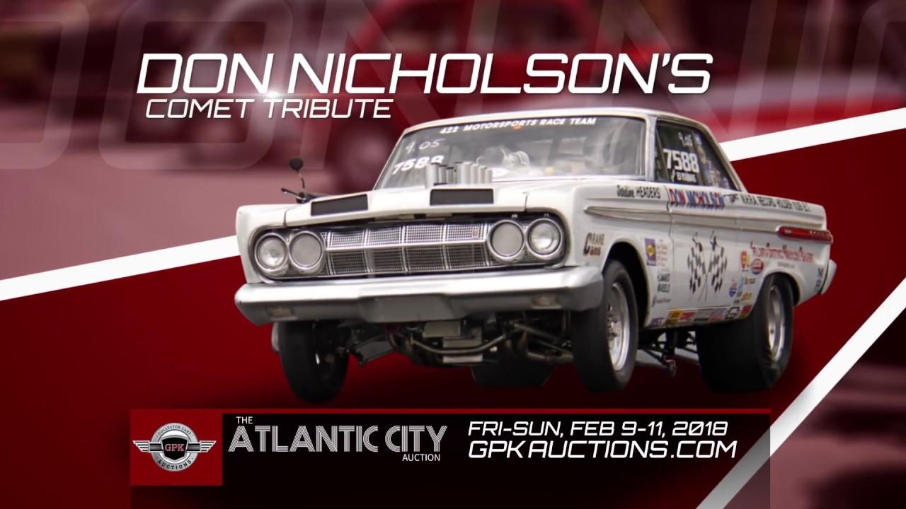 Atlantic City Auction Car Show Commercial YouTube - Car show atlantic city 2018