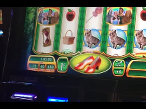 Ruby slippers slot machine locations new vegas world