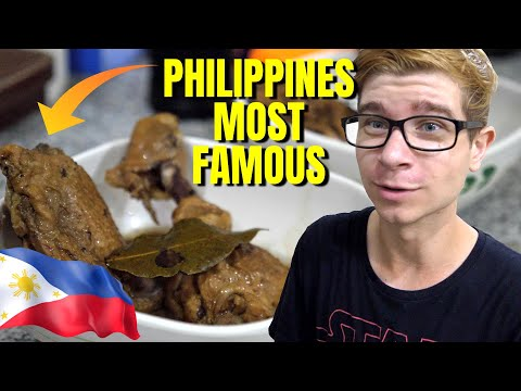 AMERICAN ATTEMPTS TO COOK CHICKEN ADOBO FOR THE FIRST TIME