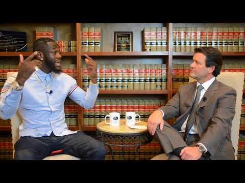 Paul Patterson Interviews Deontay Wilder