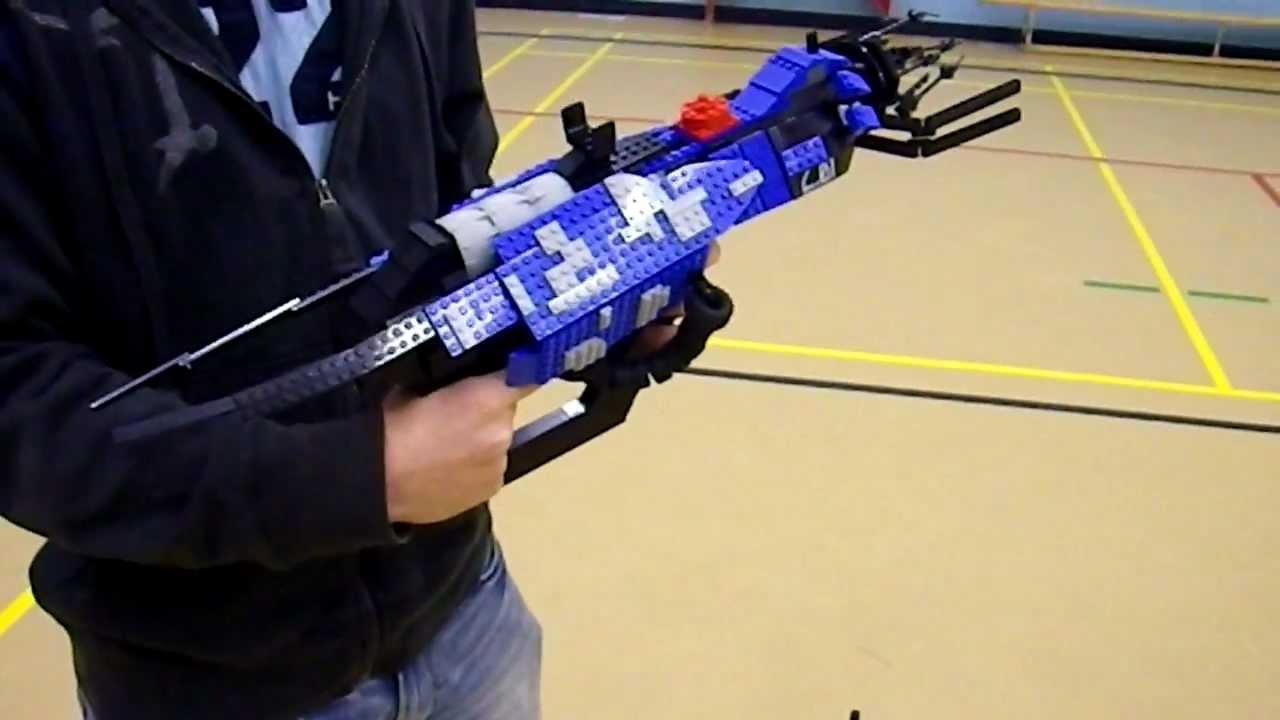LEGO VR-11 - Black Ops - YouTube