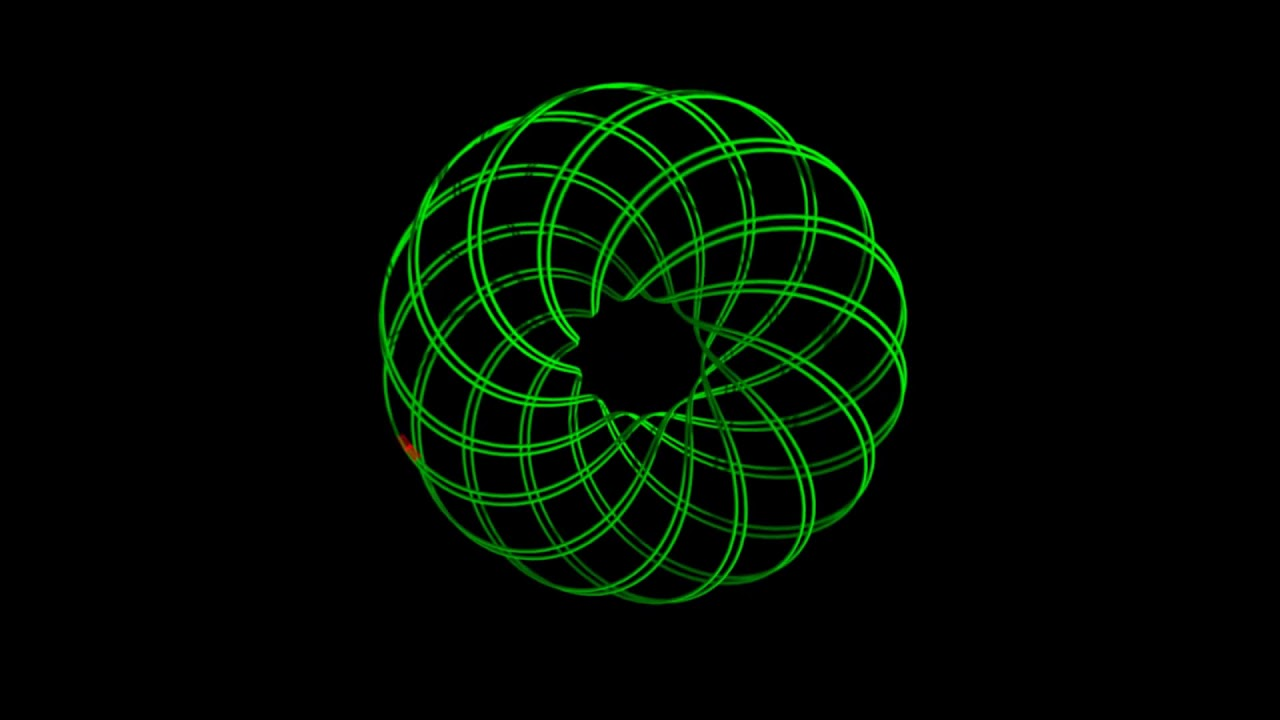 Capitulo 11 Algo pasa con Phi - El toroide áureo y la espiral infinita