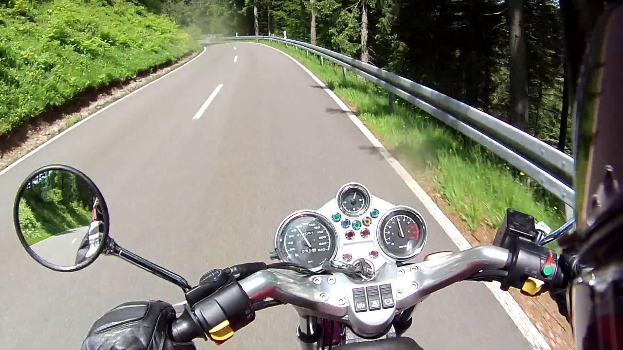 Замена моторного масла на мотоцикле BMW R1100RT - YouTube