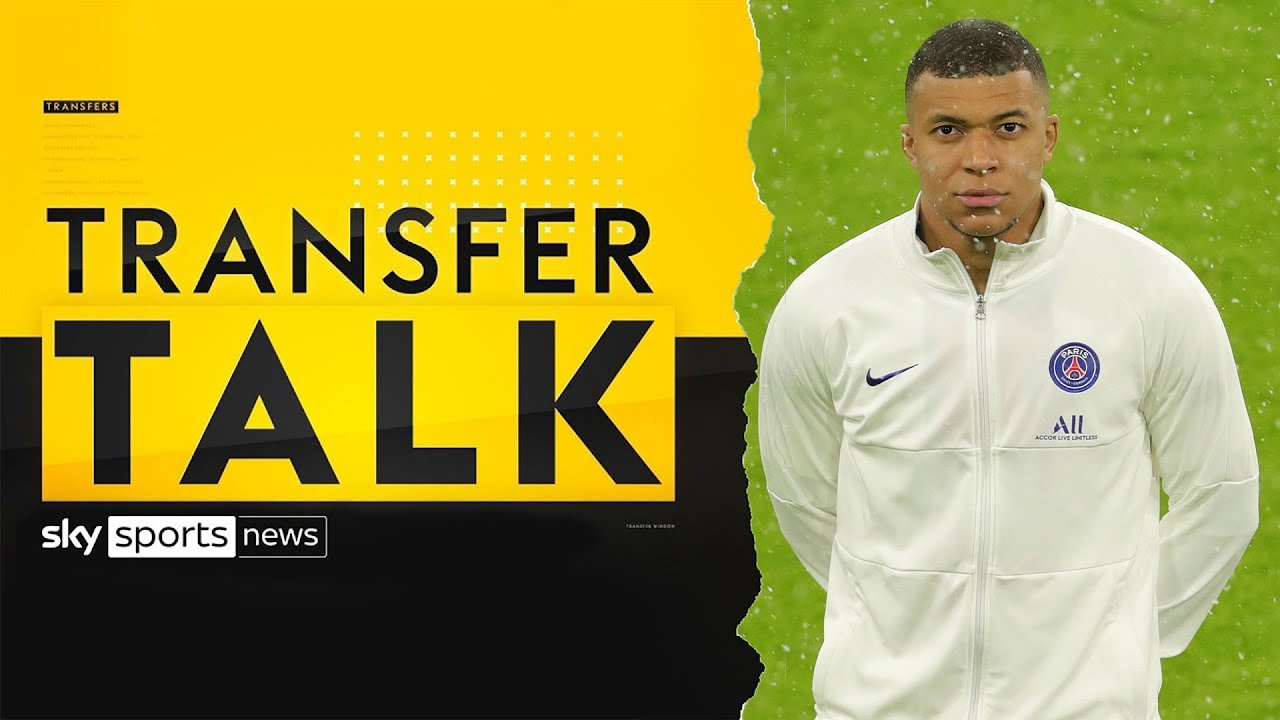 Will Mbappé be a PSG player at the end of the transfer window?   Jonathan Johnson gives an update ✍️