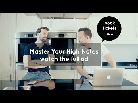 Singers - Master Your High Notes! The Workshop.